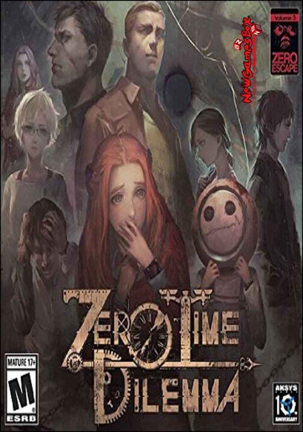Zero Escape Zero Time Dilemma Free Download