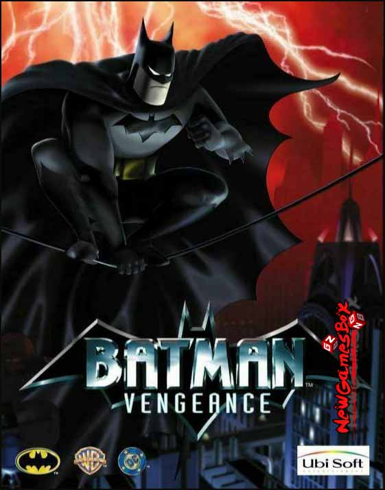 Batman Vengeance Free Download Full Version PC Game