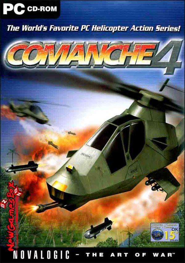 Comanche 4 Free Download