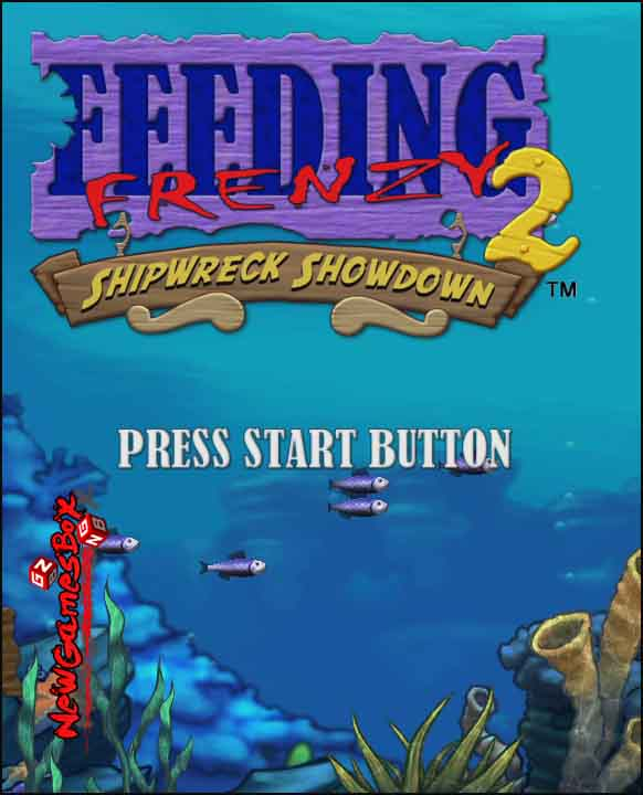 Feeding Frenzy 2 Shipwreck Showdown Free Download