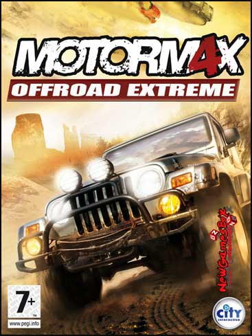 MOTORM4X Offroad Extreme Free Download Full Version Setup