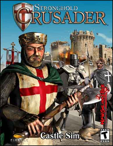 Stronghold Crusader Free Download Full PC Game Setup