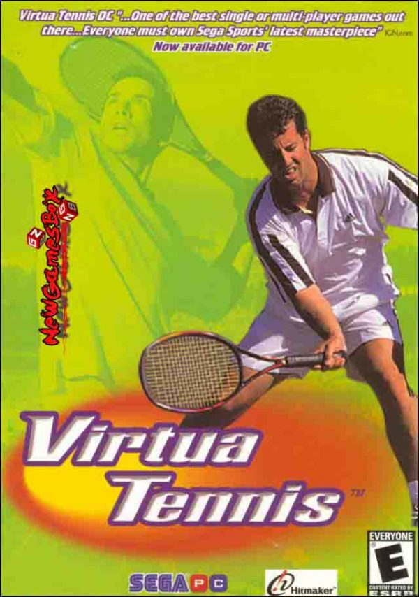 Virtua Tennis 1 Free Download