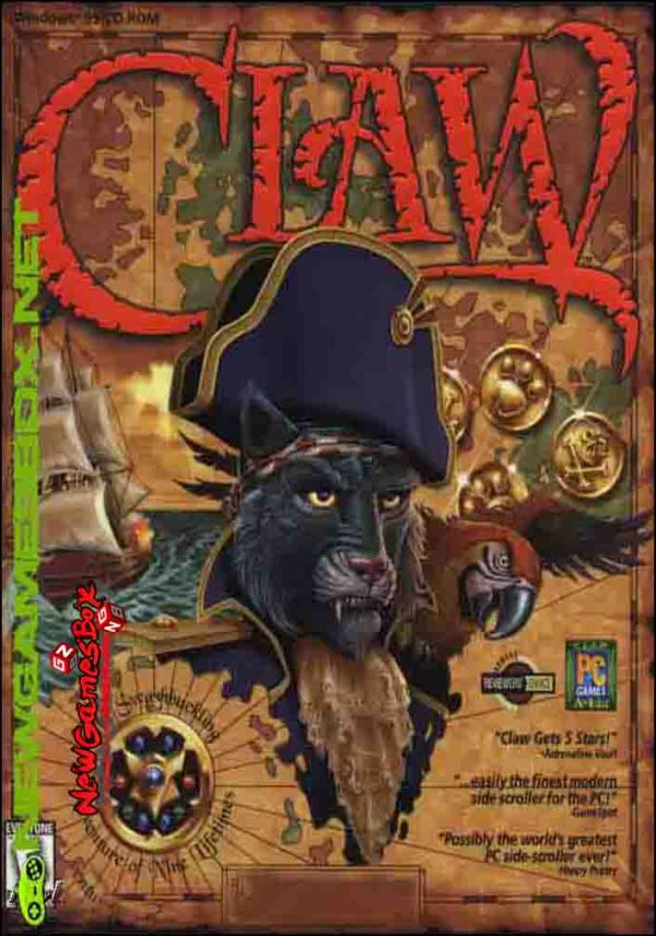 Captain Claw Free Download