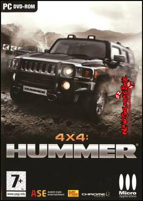 4x4 Hummer Free Download Full Version PC Game Setup