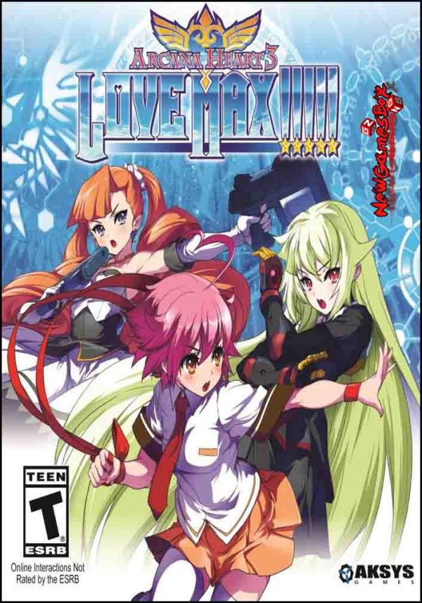 Arcana Heart 3 LOVE MAX Free Download