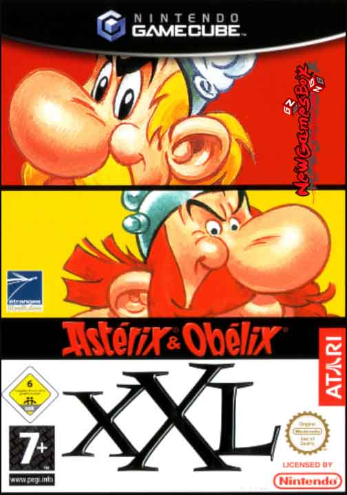 Asterix and Obelix XXL Free Download