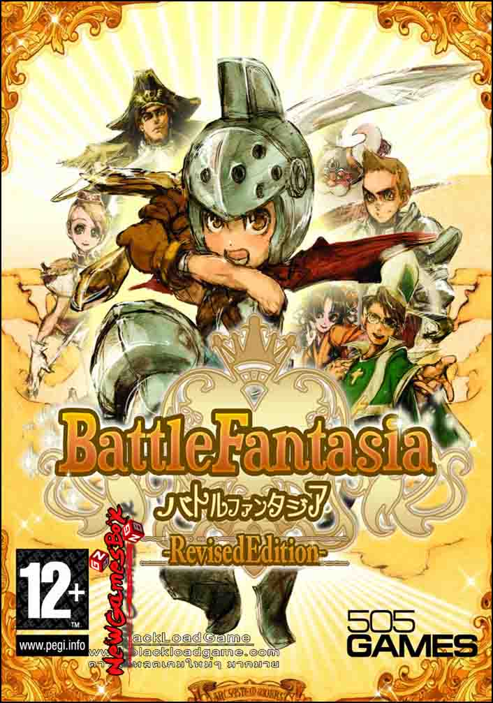 Battle Fantasia Revised Edition Free Download