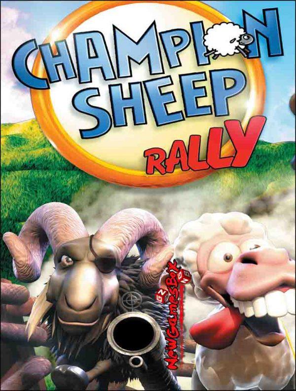 Champion Sheep Rally Free Download