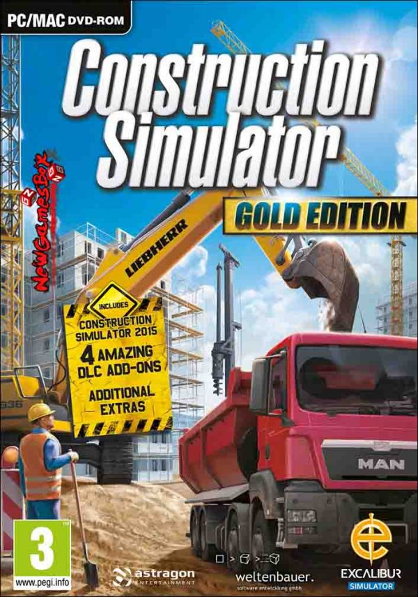 Construction Simulator Gold Edition Free Download