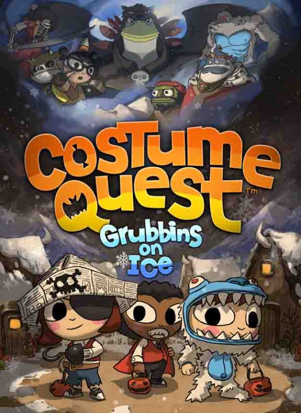 Costume Quest Grubbins on Ice Free Download