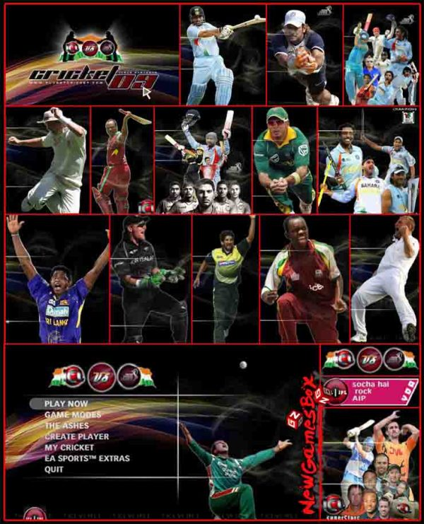 Cricket 2009 ICL Vs IPL Free Download