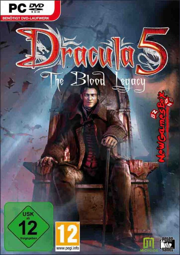 Dracula 5 The Blood Legacy Free Download