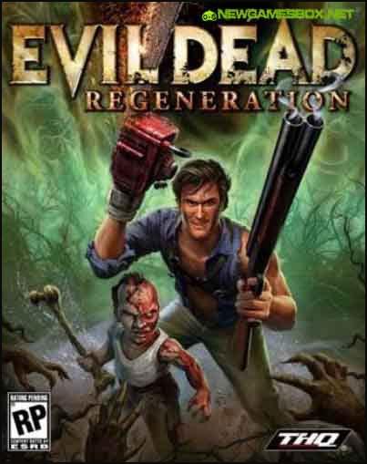 Evil Dead Regeneration Free Download