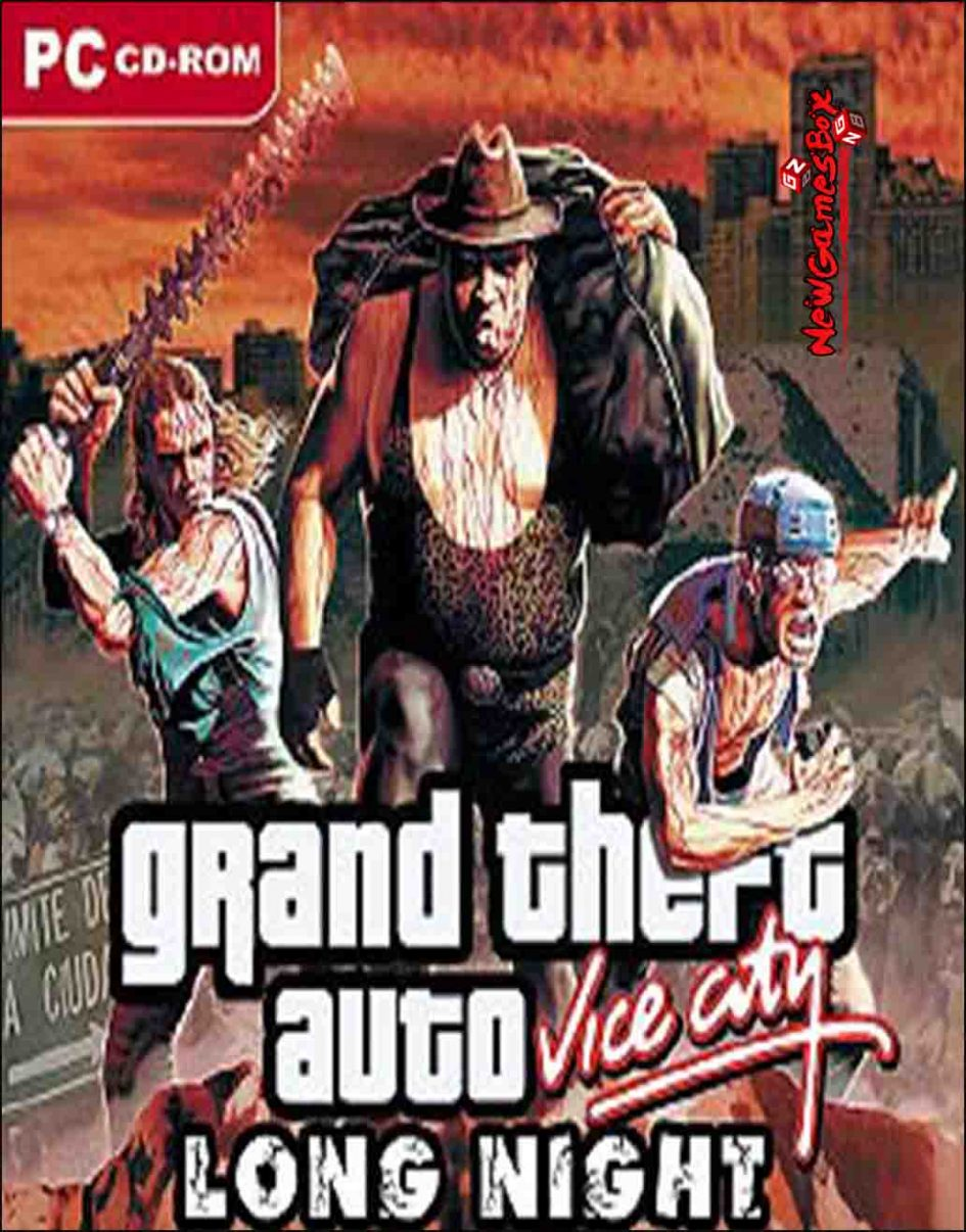 GTA Long Night Zombie City Free Download