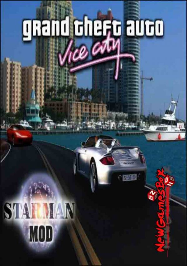 GTA Vice City Starman Free Download