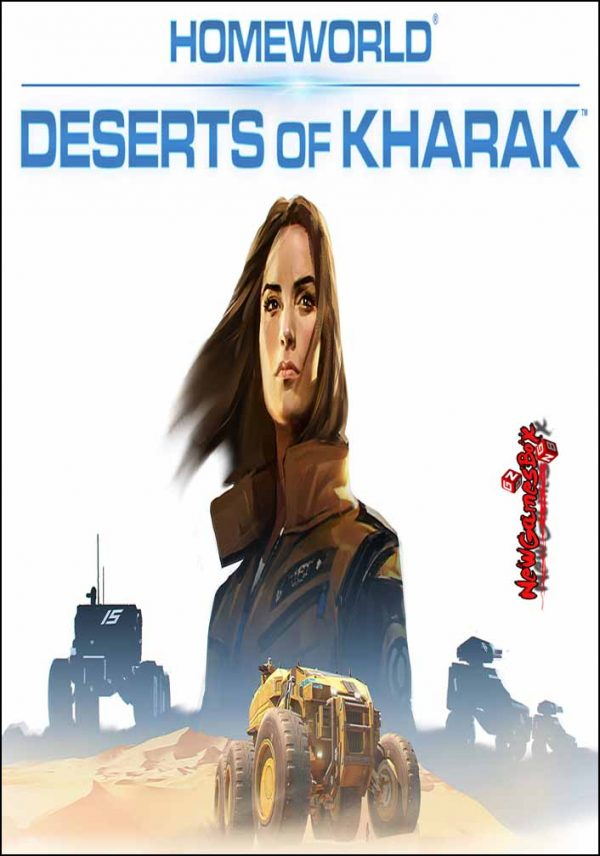 Homeworld Deserts of Kharak Free Download