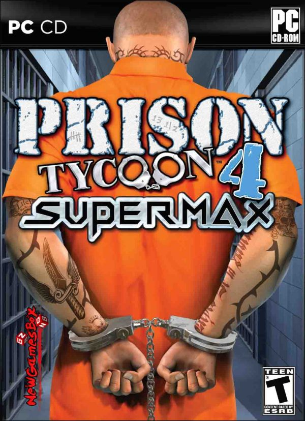 Prison Tycoon 4 Supermax Free Download
