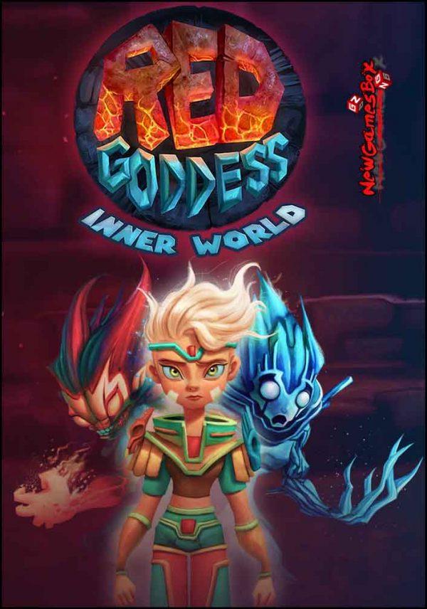Red Goddess Inner World Free Download