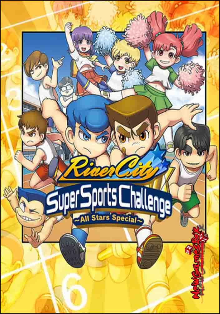 River City Super Sports Challenge Free Download