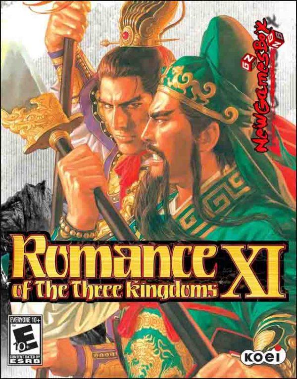 Romance of the Three Kingdoms XI Free Download