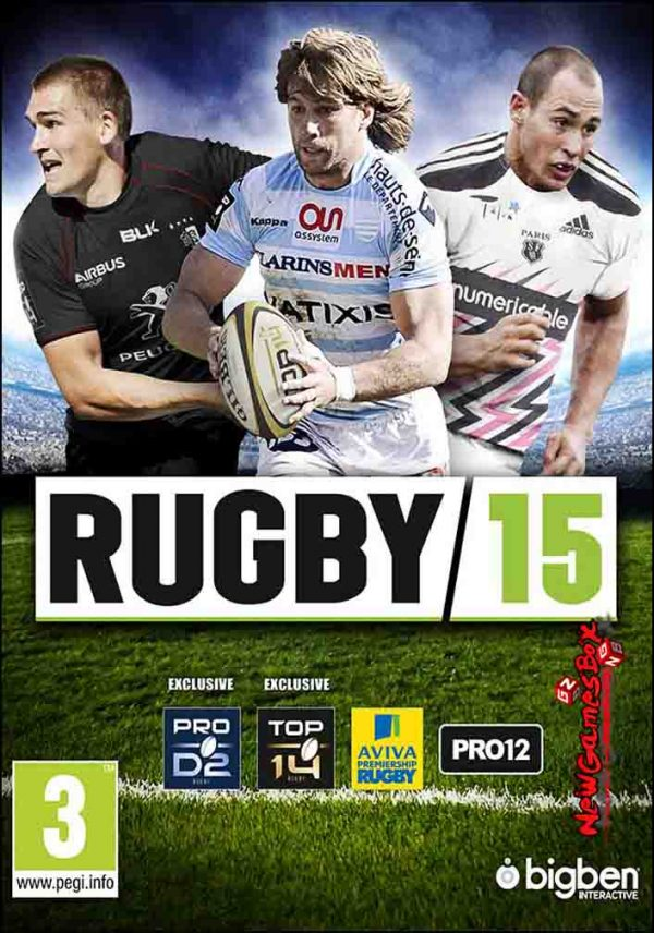 Rugby 15 Free Download