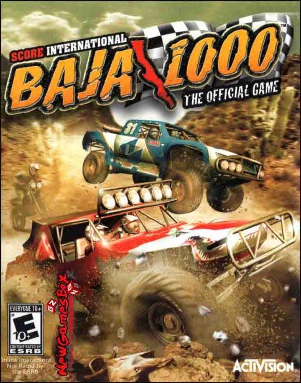 Score International Baja 1000 Free Download
