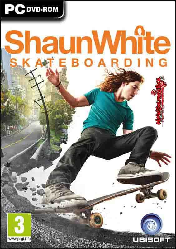 Shaun White Skateboarding Free Download Full PC Setup