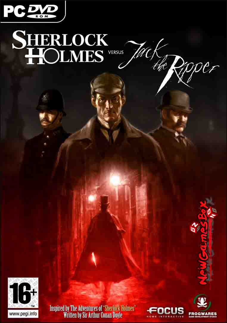 Sherlock Holmes Vs Jack The Ripper Free Download Pc Game