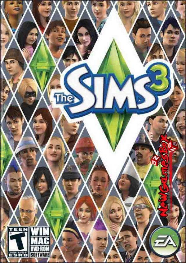 The Sims 3 Download Free FULL Version PC Game Setup