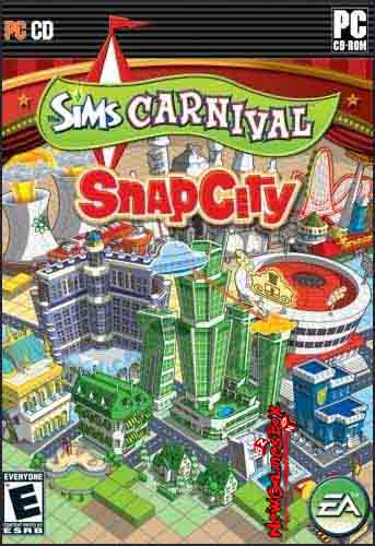 The Sims Carnival SnapCity Free Download