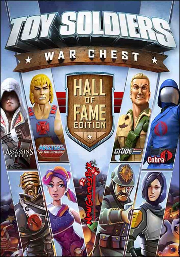 Toy Soldiers War Chest Free Download