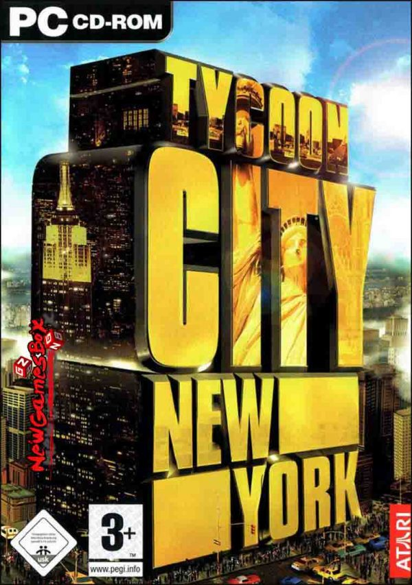 Tycoon City New York Free Download