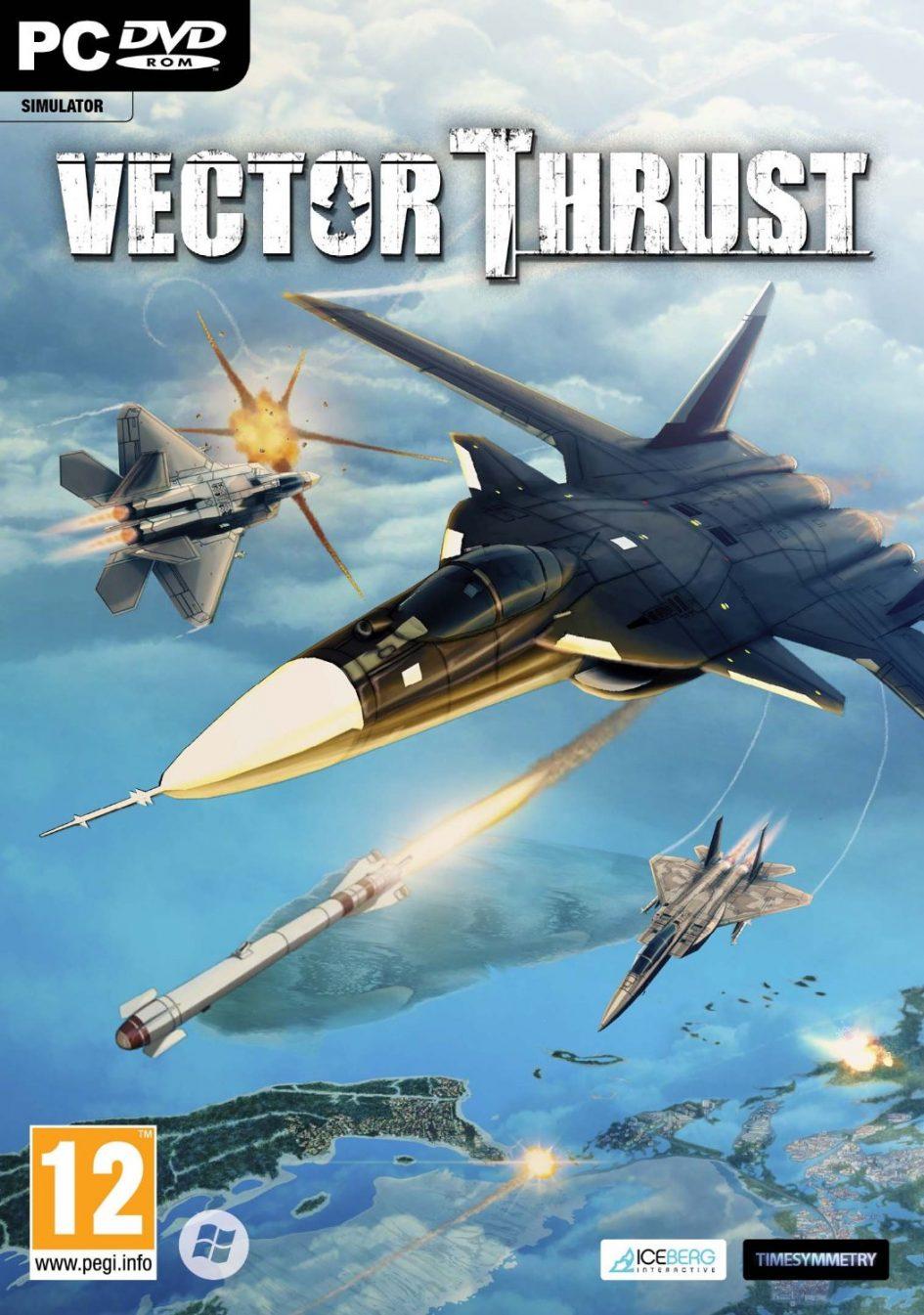 Vector Thrust Free Download Full Version PC Game Setup