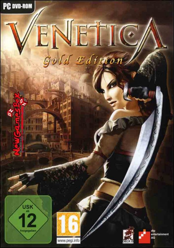 Venetica Gold Edition Free Download