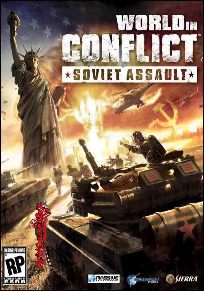 World In Conflict Soviet Assault Free Download