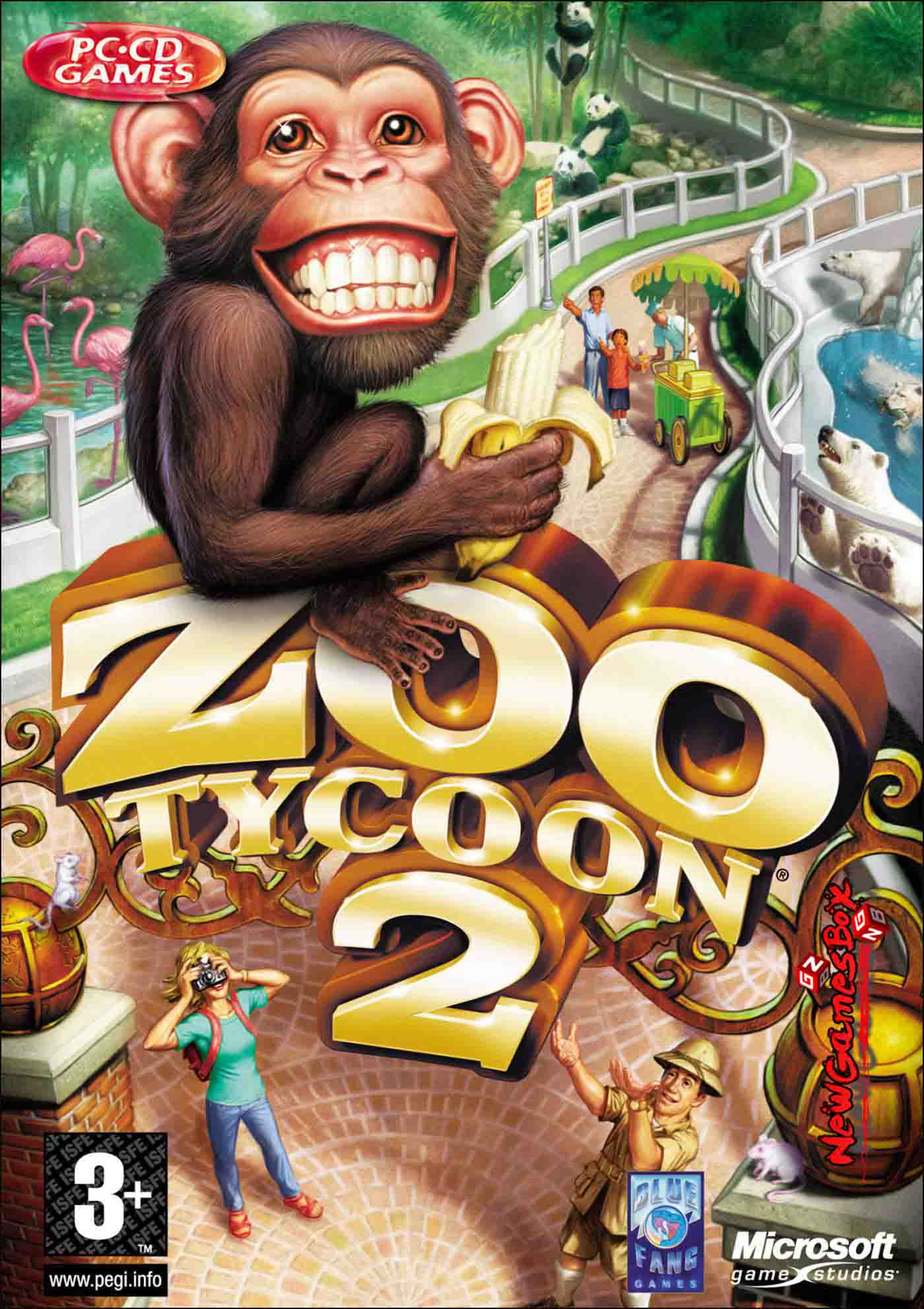 Zoo tycoon 2 jurassic park pack+download links!! Youtube.