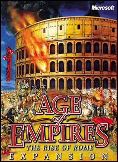 Age of Empires 1 The Rise of Rome Free Download