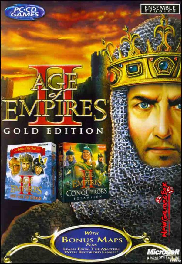 Age of Empires II Gold Edition Free Download