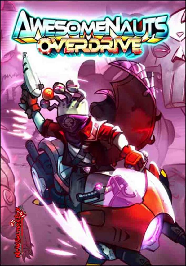 Awesomenauts Overdrive Expansion Free Download