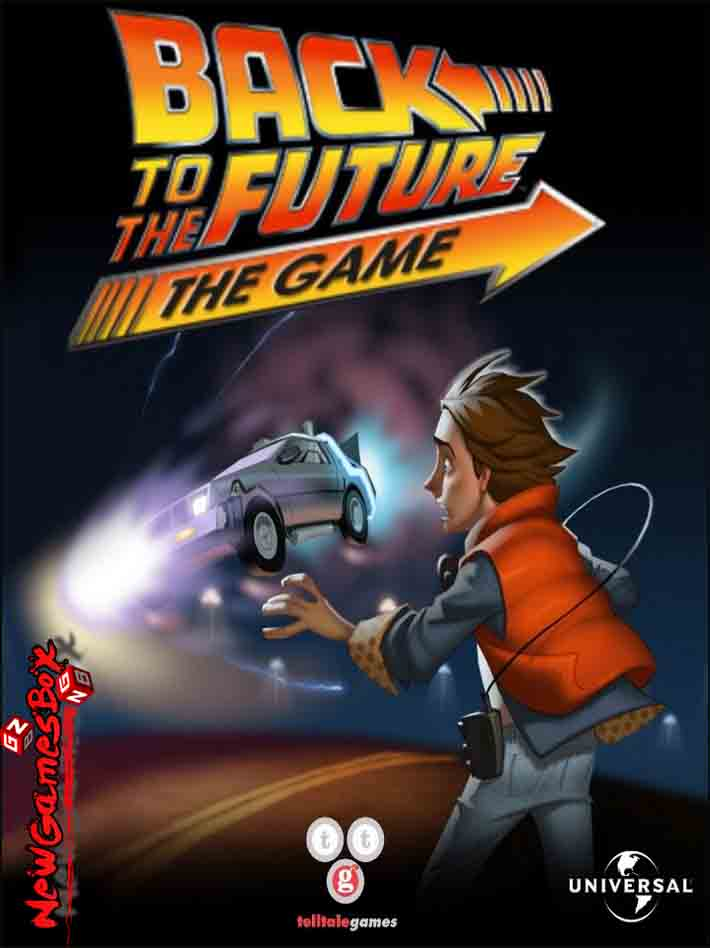 back to the future game free download full