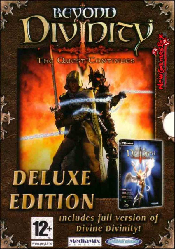 Beyond Divinity Deluxe Edition Free Download