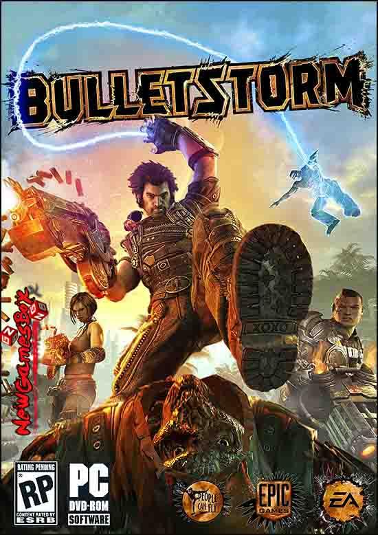 Bulletstorm Free Downloa`d