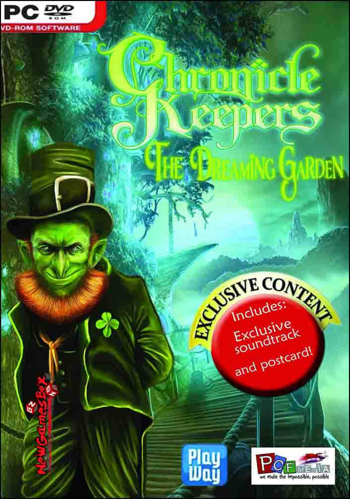 Chronicle Keepers The Dreaming Garden Free Download