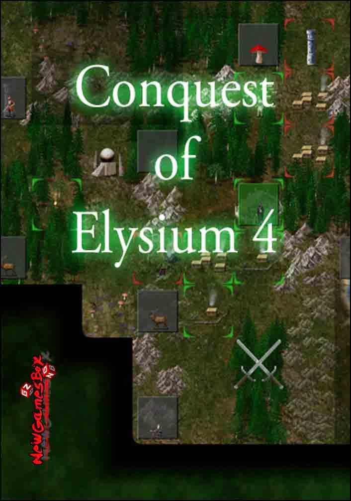 Conquest of Elysium 4 Free Download
