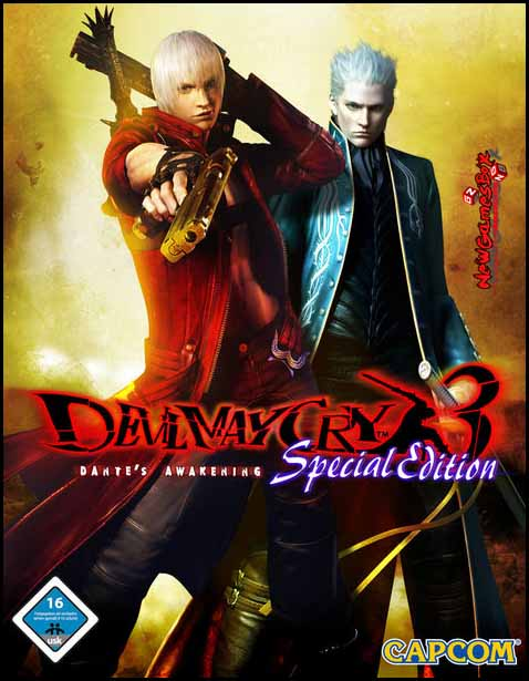 Devil May Cry 3 Dantes Awakening Special Edition Free Download