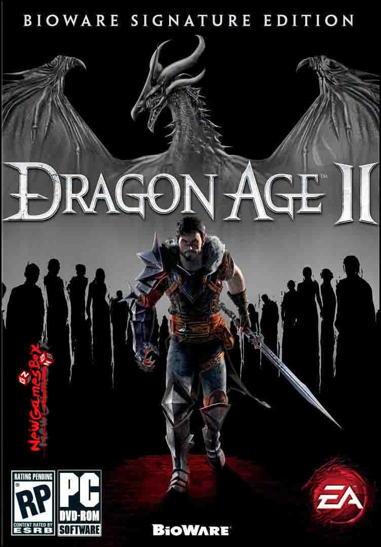 Dragon Age II Free Download Full