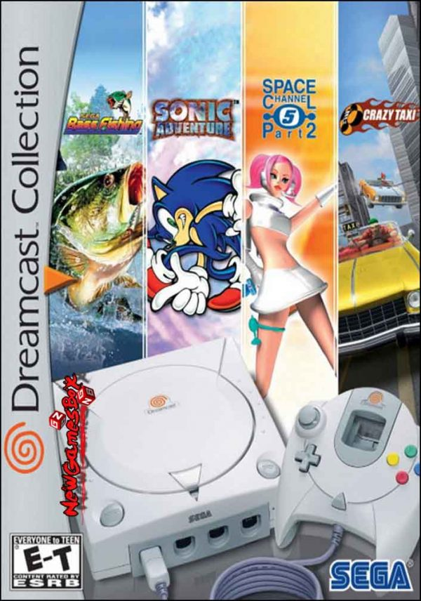 Dreamcast Collection Free Download