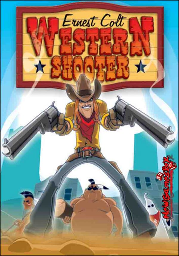 Ernest Colt Western Shooter Free Download
