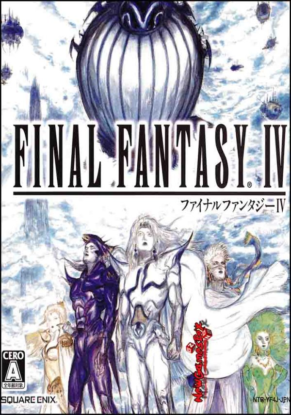Final Fantasy IV Free Download